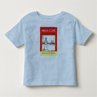 #NinjaCure Tk0.2 トドラーTシャツ