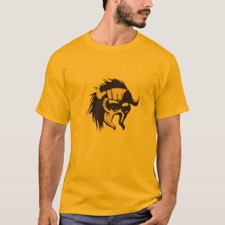 Ninoの獣の頭部 Tシャツ