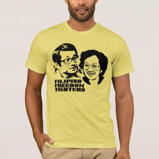 Ninoy及びCoryのTシャツ Tシャツ