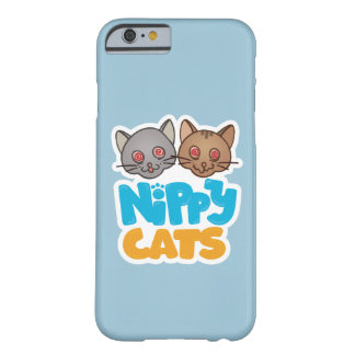 Nippy猫のiPhone6ケース Barely There iPhone 6 ケース