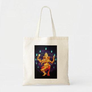 Nitraja Ganeshaのキャンバスのバッグ トートバッグ
