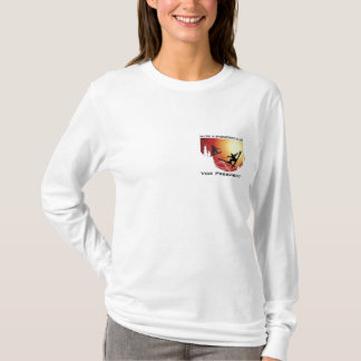NJのスキー Tシャツ
