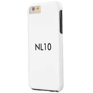 "NL10 ""NLight10""の素晴らしい携帯電話の箱 Tough iPhone 6 Plus ケース"