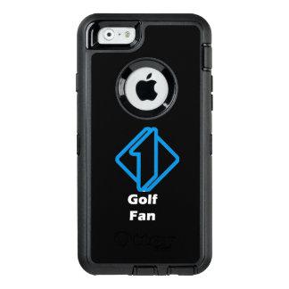 No.1ゴルフファン オッターボックスディフェンダーiPhoneケース
