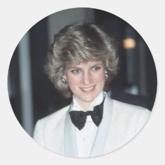 No.36プリンセスダイアナ、バーミンガム1984年 ラウンドシール