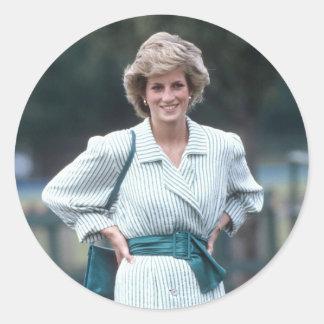 No.52プリンセスダイアナ、Windsor 1985年 ラウンドシール