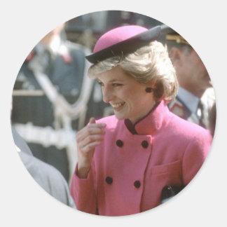 No.66プリンセスダイアナウィーン1986年 ラウンドシール