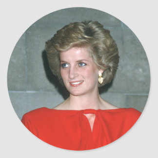 No.80プリンセスダイアナメルボルン1985年 ラウンドシール
