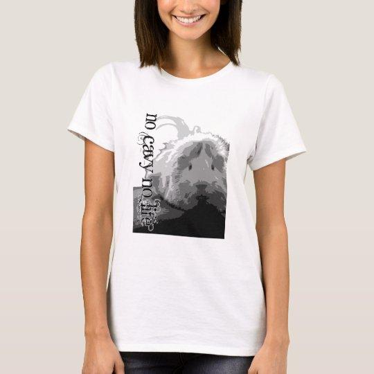 No Cavy No Life Tee Tシャツ