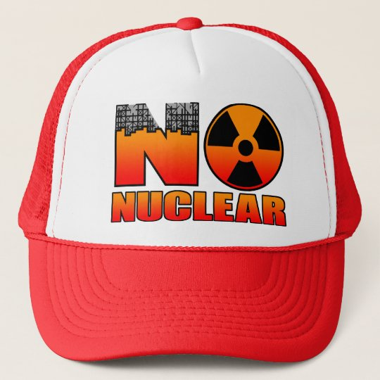 NO NUCLEAR 4 キャップ