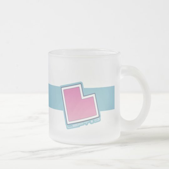 """""""NO STOCK""""mug フロストグラスマグカップ"""