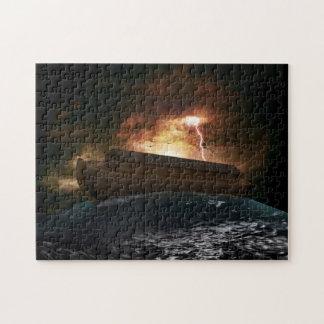 Noahsの避難所のパズル ジグソーパズル