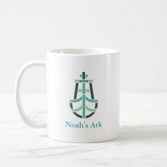 Noah's Ark 03 by CandG JP コーヒーマグカップ