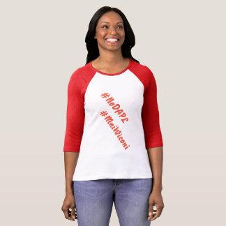 #NoDAPLの#MniWiconi Tシャツ