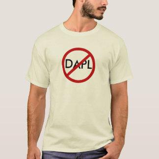 #NoDAPL Tシャツ