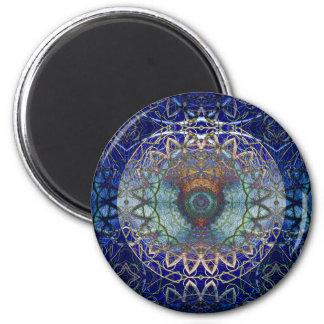 Noedicのくもの巣の磁石の曼荼羅 マグネット
