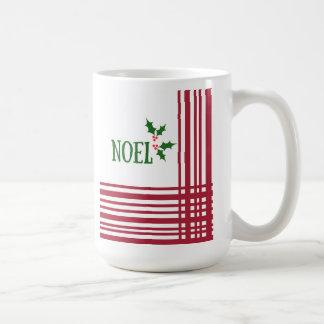 NOELのクリスマスのマグ コーヒーマグカップ