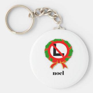 Noelのリース5 キーホルダー