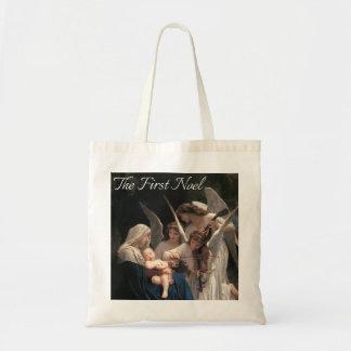 Noelの最初のバッグ トートバッグ