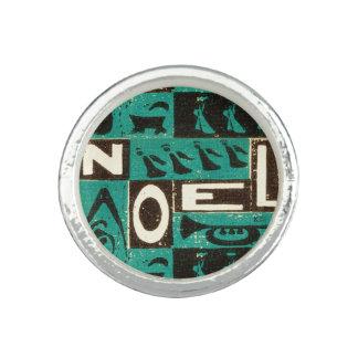 Noelの緑 リング