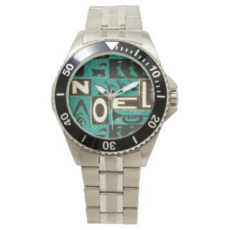 Noelの緑 腕時計
