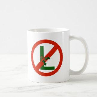 Noelの非Lおもしろいのクリスマスのマグ コーヒーマグカップ