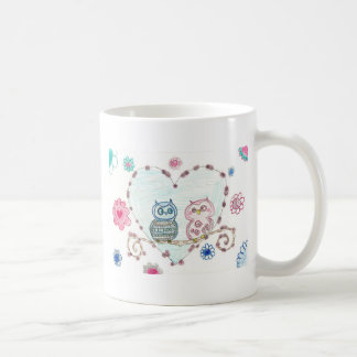 Noel Q Straolzini コーヒーマグカップ