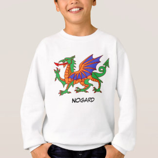 Nogardドラゴン スウェットシャツ