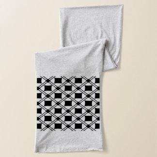noirパターン スカーフ