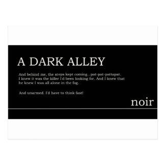 Noir抄録 ポストカード
