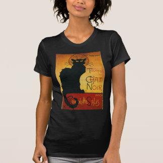 Noir雑談-黒猫 Tシャツ