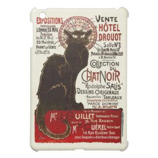 Noir雑談Vente Hôtel Drouotのファインアート iPad Miniカバー