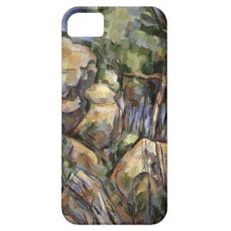 Noir館の下の洞窟の近くの石c.190 iPhone SE/5/5s ケース