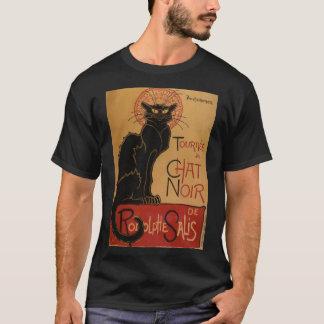 Noir Leの雑談- Steinlen Tシャツ