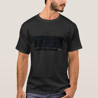 Noire映画言葉のワイシャツ Tシャツ