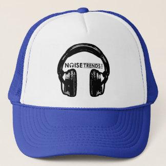 NOISEtrendsアイコントラック運転手の帽子 キャップ