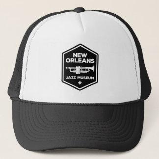 NOJMのトランペットのトラック運転手の帽子 キャップ