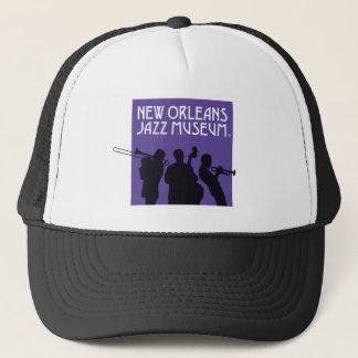 NOJMのミュージシャンのトラック運転手の帽子 キャップ
