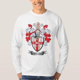 Nolanの紋章付き外衣 Tシャツ