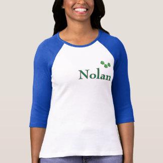 Nolan家族の女性Tシャツ Tシャツ