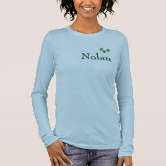 Nolan家族 長袖Tシャツ