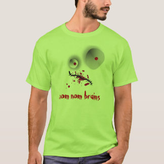 nomのnomの頭脳 tシャツ