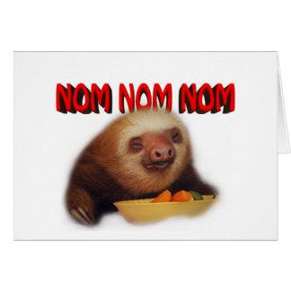 nomのnomのnom カード