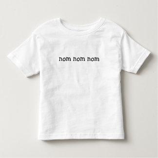 nomのnomのnom トドラーTシャツ