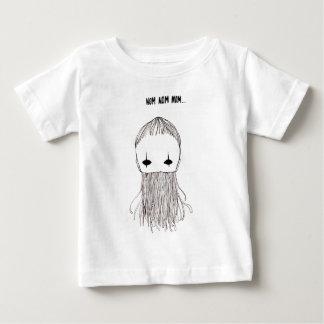 nomのnomのnom ベビーTシャツ