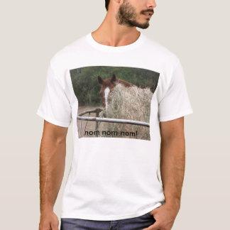 nomのnomのnom! tシャツ