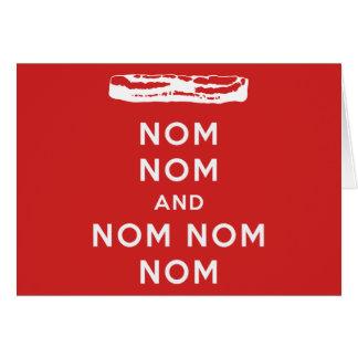 Nom NomおよびNom Nom Nom カード