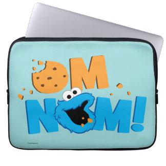 Nom Nomのクッキー ラップトップスリーブ