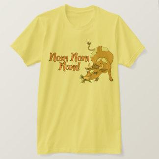Nom Nom牛 Tシャツ
