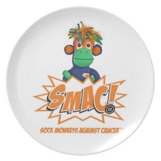 NoMo SMAC! ロゴのプレート プレート